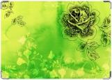 Обложка на паспорт, Зелень