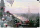 Обложка на автодокументы с уголками, Париж