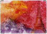 Обложка на паспорт с уголками, Париж...