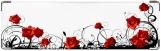Визитница/Картхолдер, Цветочный узор