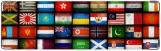 Визитница/Картхолдер, флаги
