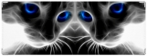 Обложка на зачетную книжку, Кот