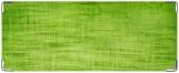 Обложка на студенческий, зеленая мешковина
