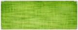 Обложка на зачетную книжку, зеленая мешковина