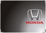 Обложка на автодокументы с уголками, Honda