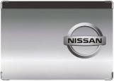 Обложка на автодокументы с уголками, Nissan