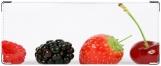 Обложка на студенческий, ягодки