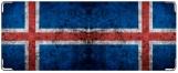 Кошелек, флаг Исландии