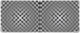 Обложка на студенческий, Оптическая иллюзия (сфера)