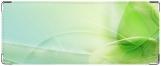Обложка на студенческий, зеленая абстракция