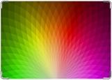 Обложка на автодокументы с уголками, спектр
