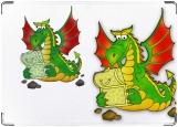 Обложка на паспорт, К году дракона