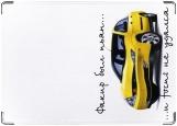 Обложка на автодокументы с уголками, Фокус