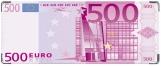 Кошелек, 500 euros