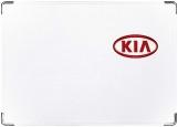 Обложка на автодокументы с уголками, Kia
