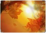 Обложка на паспорт с уголками, Осень