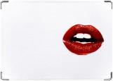 Обложка на автодокументы с уголками, lips