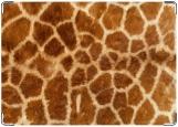 Обложка на автодокументы с уголками, жираф