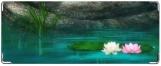 Кошелек, Лилии в пруду