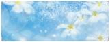 Обложка на зачетную книжку, Цветы