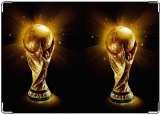 Обложка на паспорт с уголками, Кубок Мира