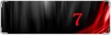 Визитница/Картхолдер, Семерка (Red)