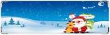 Визитница/Картхолдер, mery christmas