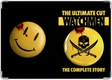 Обложка на паспорт с уголками, Watchmen