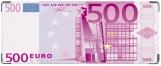 Кошелек, 500 euro