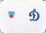 Обложка на паспорт с уголками, Динамо Москва КХЛ