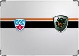 Обложка на паспорт с уголками, Лев Попрад КХЛ