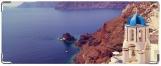 Кошелек, Крит Море Церкви Колокол Санторини
