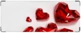 Кошелек, Рубиновые сердца