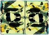 Обложка на паспорт с уголками, Топ Гир