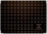 Обложка на автодокументы с уголками, Шанель