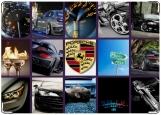 Обложка на автодокументы с уголками, auto