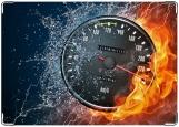 Обложка на права, Стихийная скорость