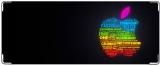 Обложка на студенческий, Apple logo