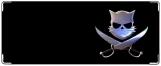 Обложка на студенческий, Котэ-пират