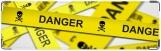 Визитница/Картхолдер, Danger