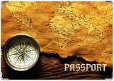 Обложка на паспорт, Путешественник