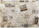 Обложка на паспорт с уголками, Марки
