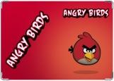 Обложка на паспорт с уголками, Angry Birds