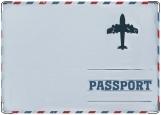 Обложка на паспорт, Air Trip