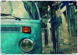Обложка на автодокументы с уголками, Bus