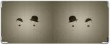 Кошелек, чаплин, гитлер, шляпа