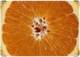 Обложка на паспорт с уголками, Апельсинка