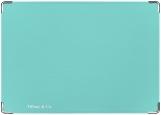 Обложка на паспорт с уголками, Tiffany Blue