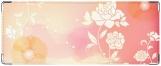 Обложка на студенческий, design flowers 2