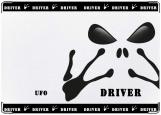 Обложка на автодокументы с уголками, DRIVER